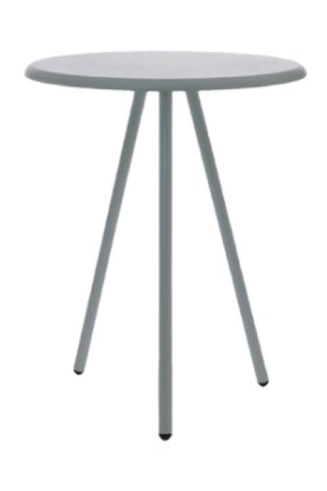 Sidebord, grå / side table, grey