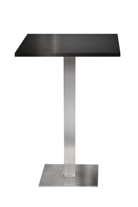 Cafébord XS, sort / Cocktail table XS, black