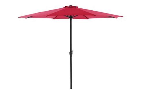 Parasol, rød / Parasol, red