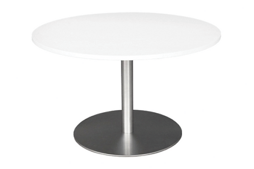 Bord banquet Ø150, hvid / Table banquet Ø150, white