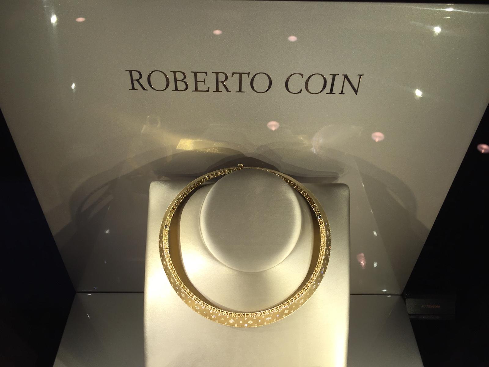ROBERTO COIN, Vánoce 2015
