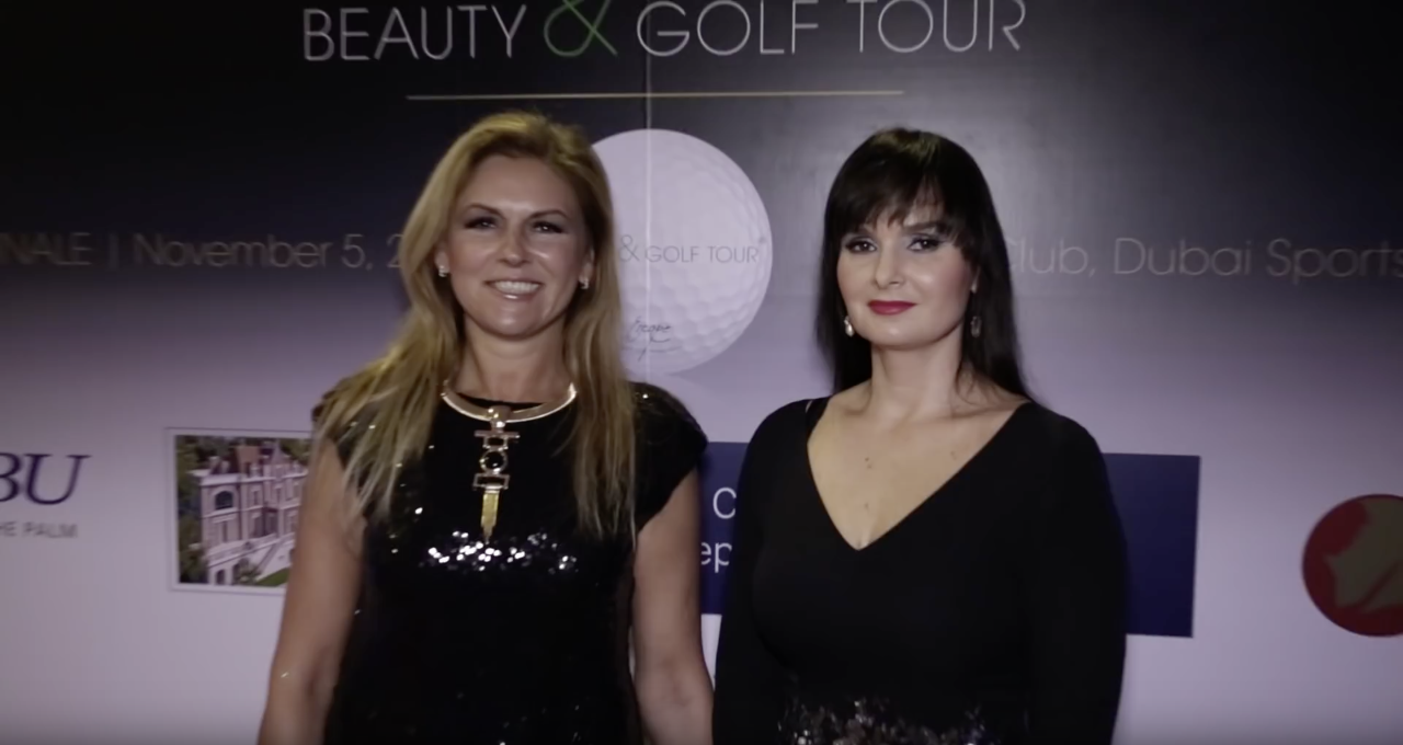 Beauty & Golf, The Els Club, Dubai