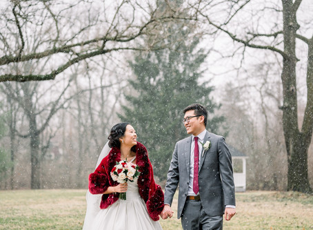 SHARON & LUIS Wedding {Columbus Chinese Christian Church} & {J Liu Worthington}