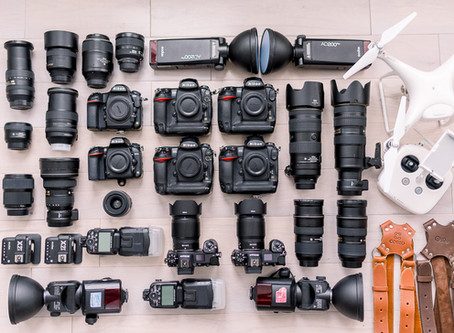 What is inside our camera bags or why gear matters? - AZAR Photography