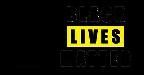 [CITYPNG.COM]Black Lives Matter Logo Hig