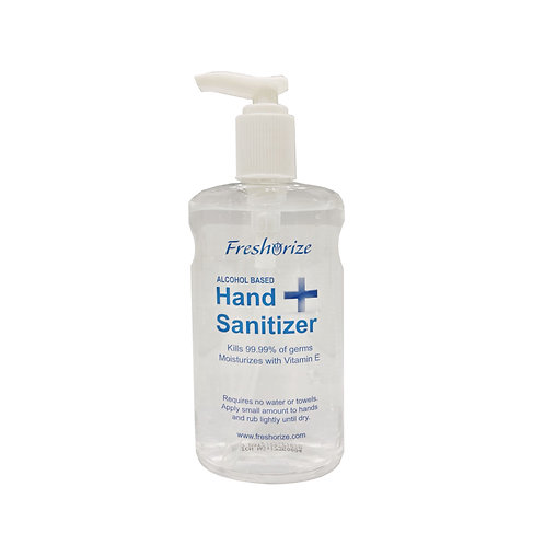 Alcohol Gel Sanitizer 296ml / 10 oz