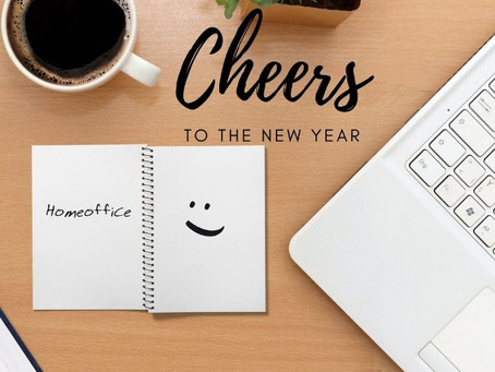 Cheers to  the New Year filled with Hope & Coffee!