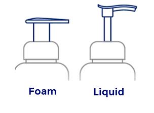 Airline Soap pump option