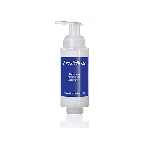 Foam Soap with Micro Capillary Air Freshener