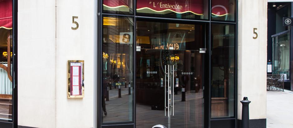 Glass Doors London Frameless Glass