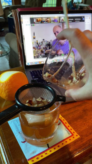 Nutty Old Fashioned