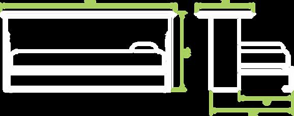 Dimensiones camas rebatibles