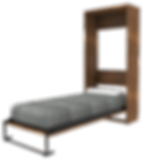 Cama Rebatible Vertical