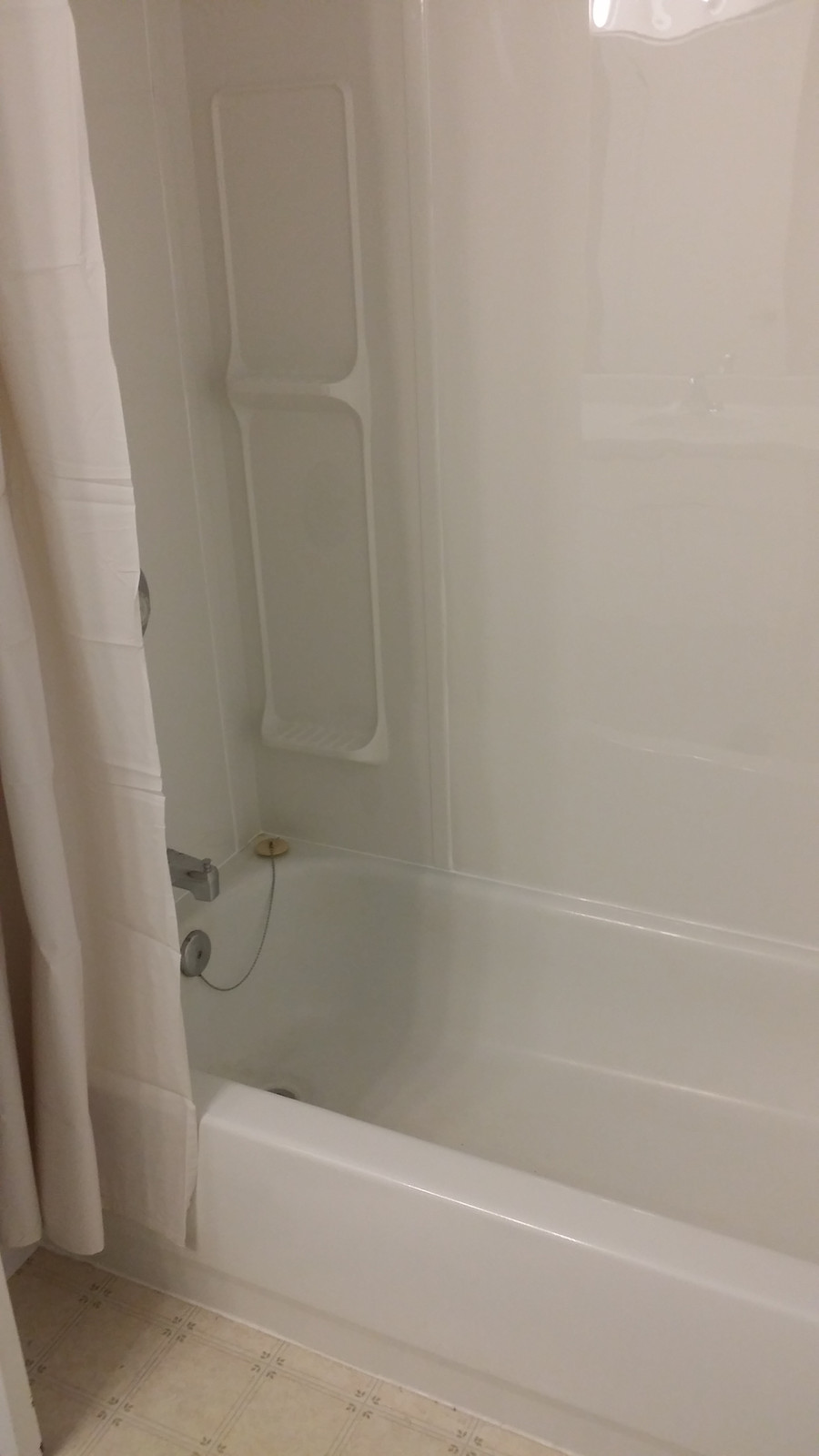 5 Piece Tub Surround Replacement Completed