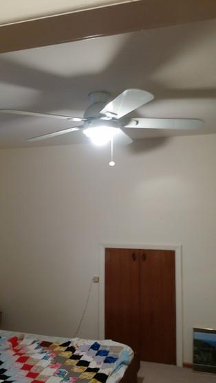 Falling Ceiling Fan FIXED!