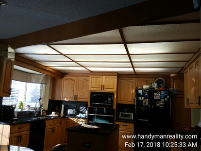 """Dated """"Sunshine Ceiling"""" Needs To Go Now"""