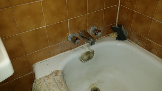 Two Handle Bathtub Faucet Drips Constantly FIXED!