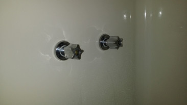 Goodbye Two Handle Shower Faucet