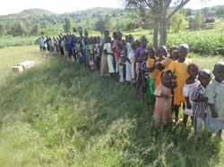 Lwengo needy children and orphans