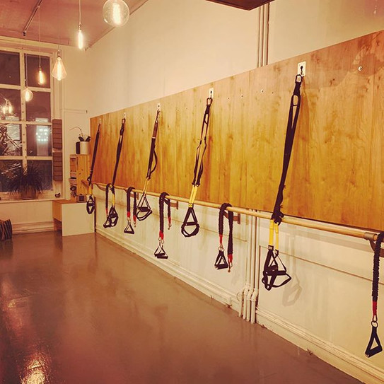 NEW CLASS TRX TUESDAY AND THURSDAY @7PM WEDNESDAY AT 4:30 PM