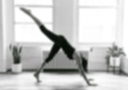 Caroline Rouine Yoga - Melinda DiOrio Ph