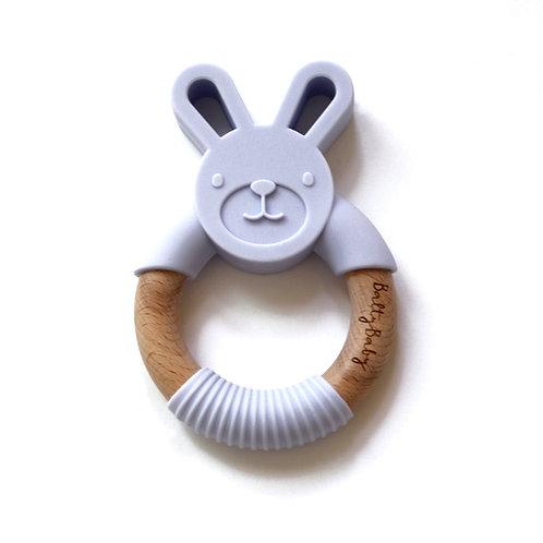 Bunny Teether - Lilac
