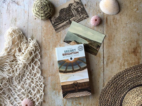 Ellie Seymour Secret Travel Guides