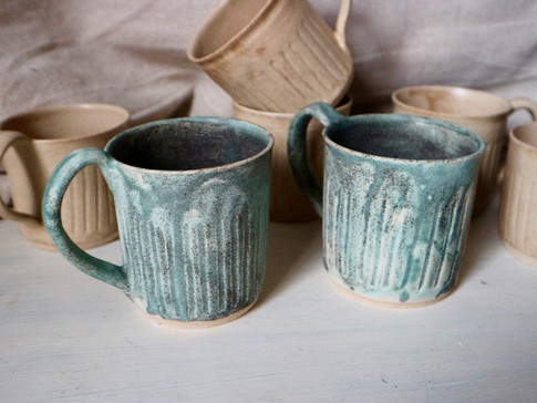 Claire and Hugh Pottery