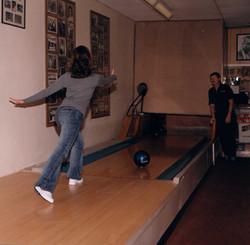 Bowling Stub Lane