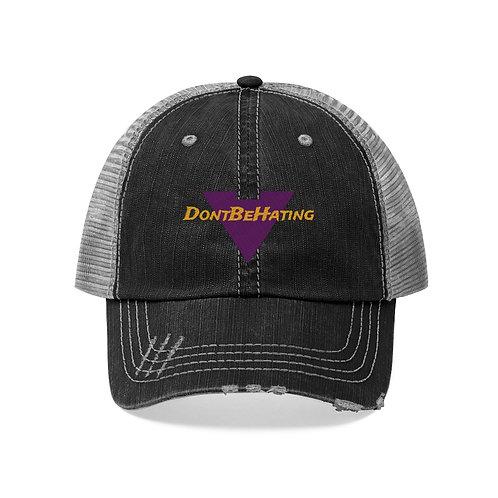 Distressed Trucker Hat