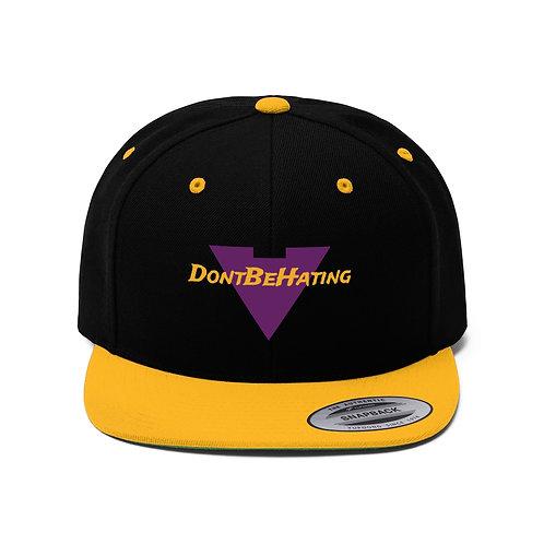 Flat Bill Hat