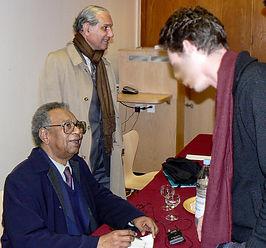 2006 November Al-Tayyib Saleh.JPG