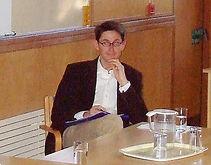 Dr Richard Barltrop 2009.JPG
