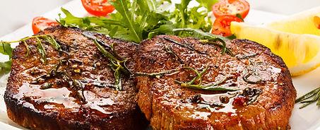 Beef Steak Dinner | Alexis Diner | Troy, NY