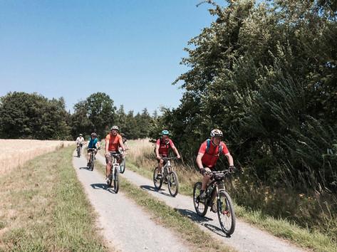 Mountainbike-Tour