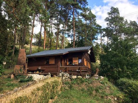 Cabin overnight stay