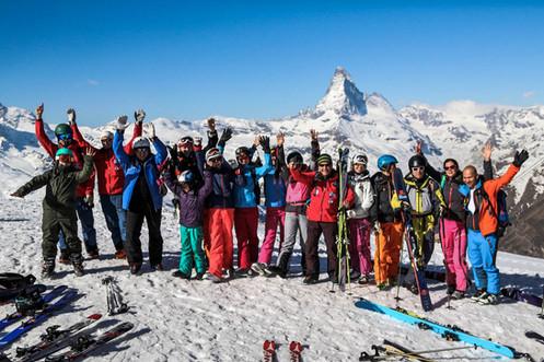 Ski Group Expereince