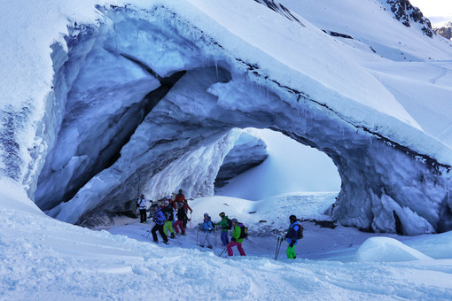Glacier-Experience