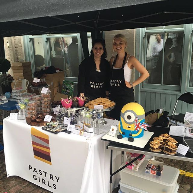 Come see us at the Chelsea Charity Street Party at Cranley Mews for some serious treats! #CCSP #cake