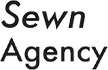 An image of the Sewn Agency logo