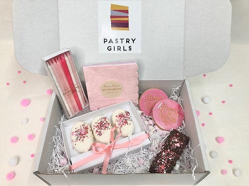 Pretty Pink Treat Box