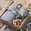 Thumbnail: New Baby Gift Set in Grey