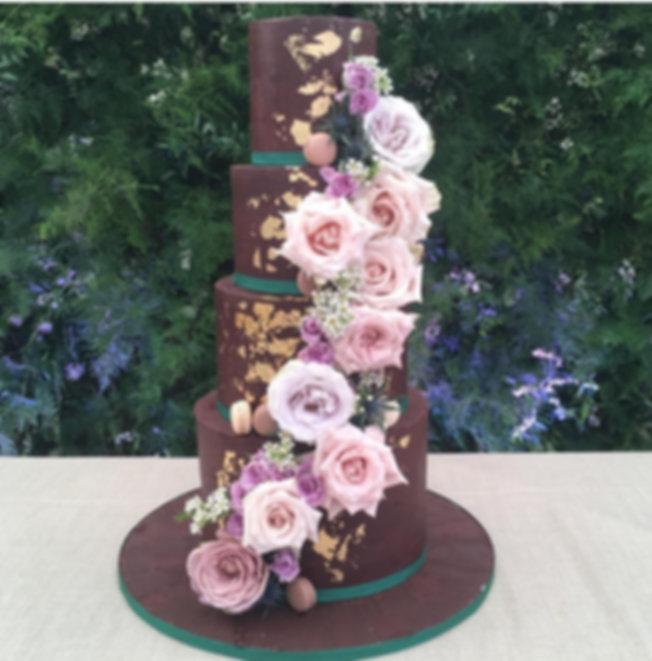 Bespoke Wedding Cakes London