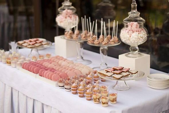 London Event Dessert Table Catering