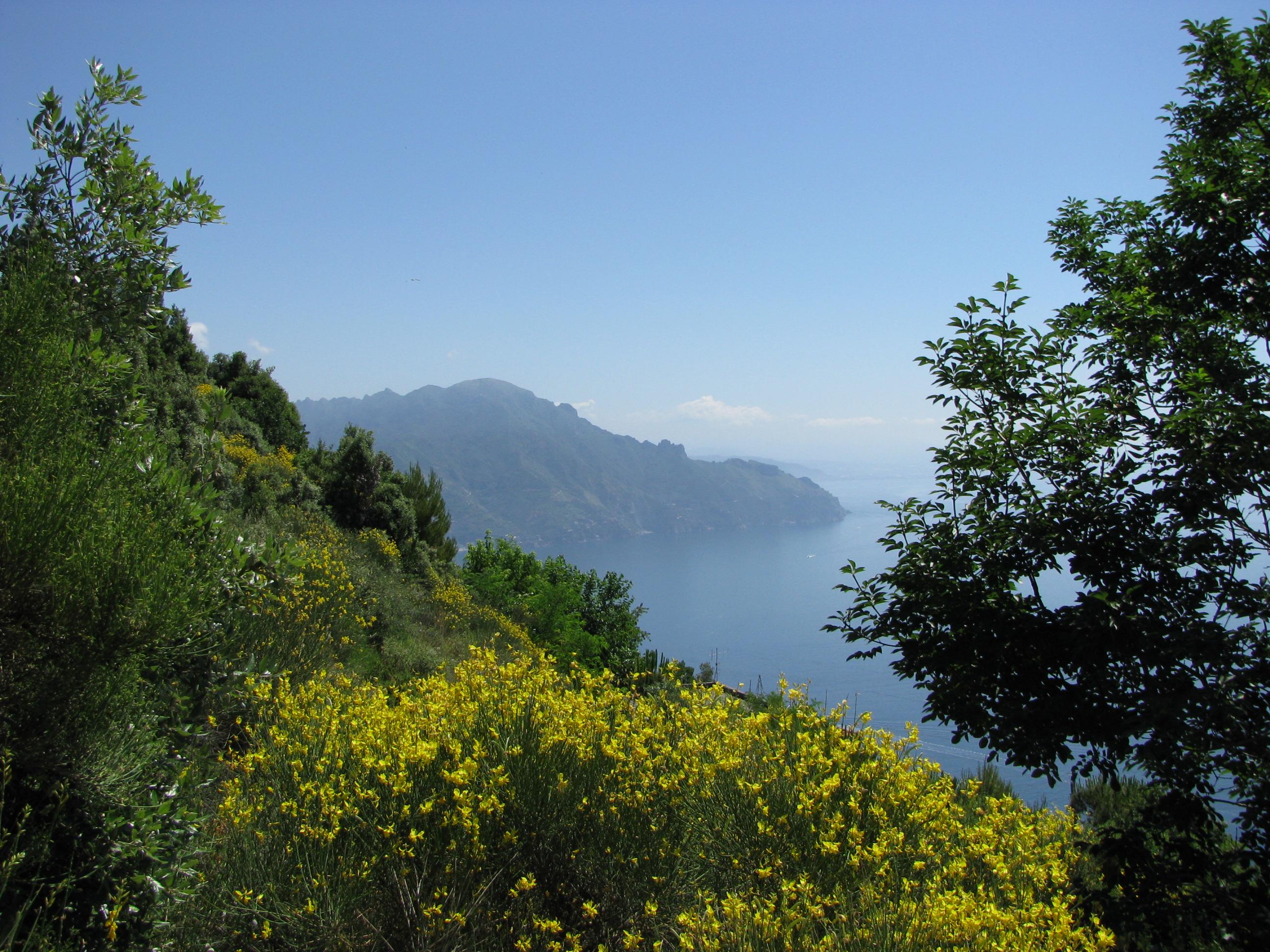 The Amalfi Coast- 2009