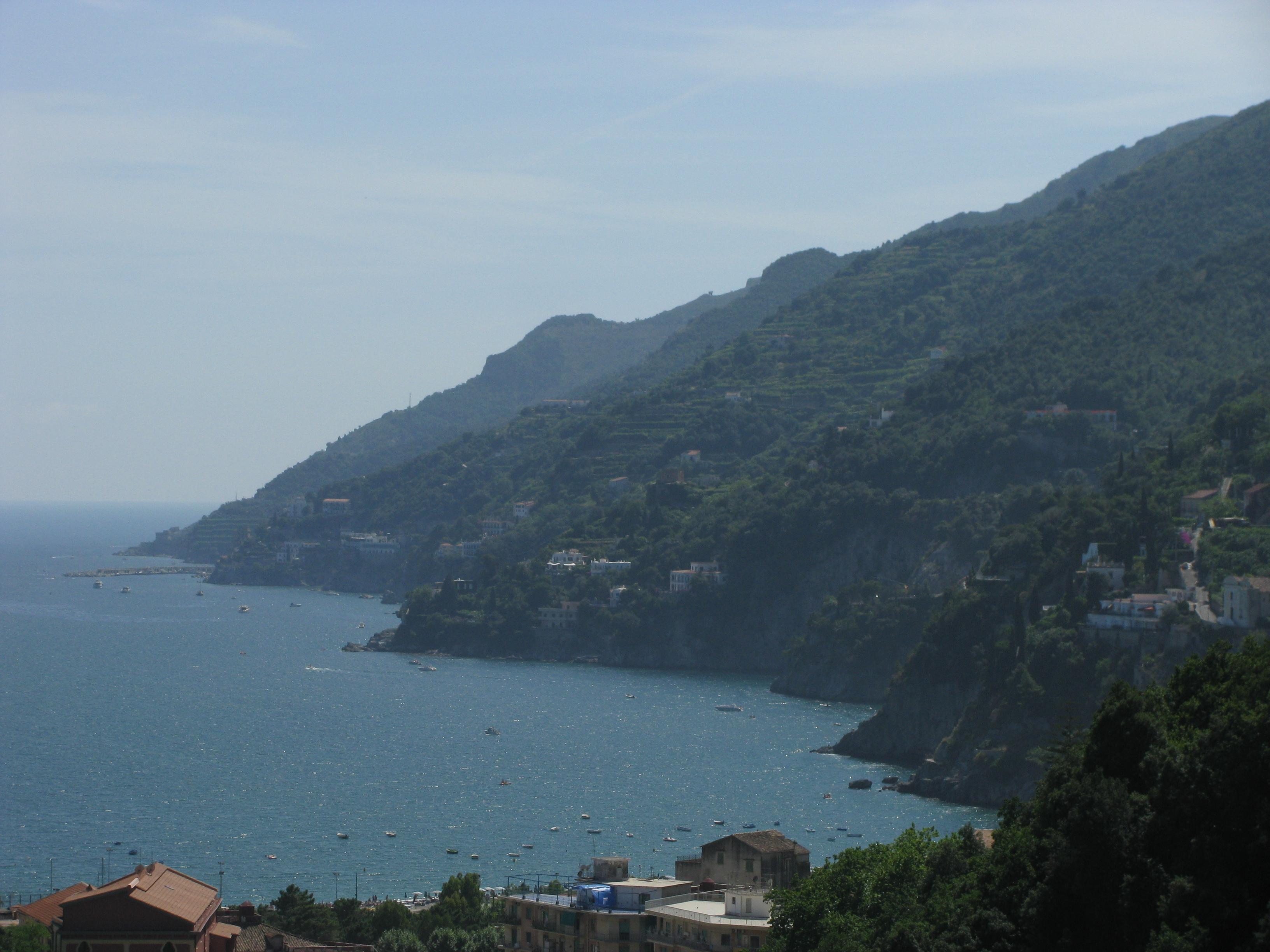 The Amalfi Coast - 2009