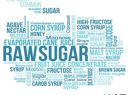 The Story about Sugar...