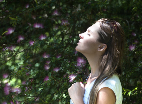 """Why is being in """"silence"""" healing?  …Because of your Stress threshold."""