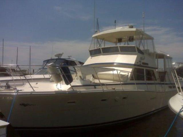 1989 Viking 44 Motor Yacht