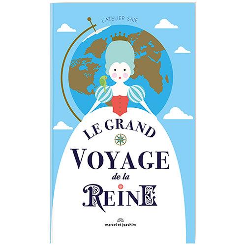 Le livre géant - Le Grand Voyage de la Reine